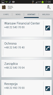 Warsaw Financial Center- screenshot thumbnail