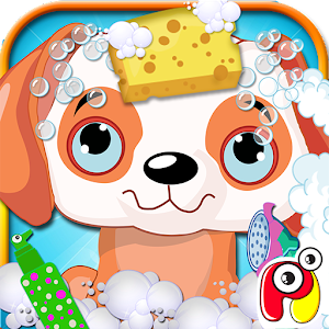 Pets Wash Dress up Salon for PC and MAC