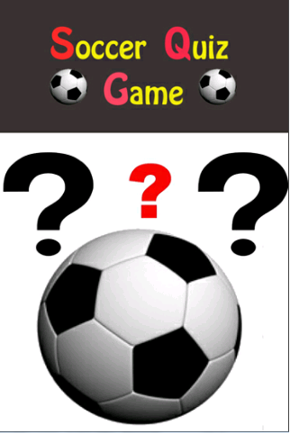 Fun Quiz : Soccer Club