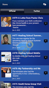 Healing School Mobile - screenshot thumbnail