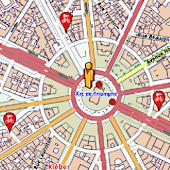 Paris Amenities Map