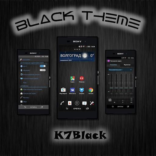 Theme EXPERIENCE K7Black
