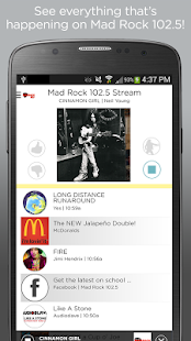 Mad Rock 102.5- screenshot thumbnail