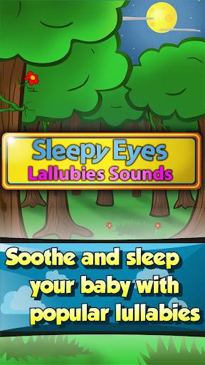 睡眼 – 搖籃曲與聲音