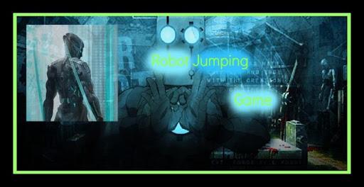 Robot Jumping Game