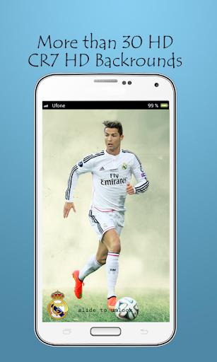 玩免費運動APP|下載CR7 Screen Lock app不用錢|硬是要APP