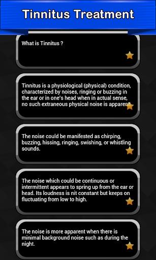 Tinnitus Symptoms + Treatment