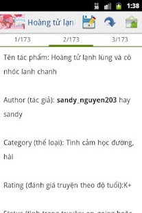 Hoang tu lanh lung va co nhoc - screenshot thumbnail