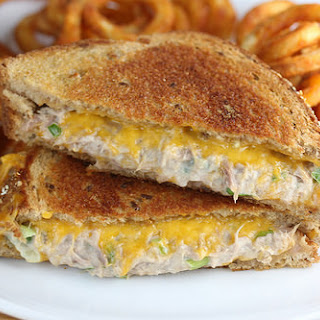 Tuna Grilled Cheese.