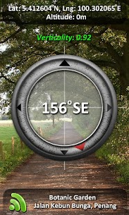 Camera Compass- screenshot thumbnail