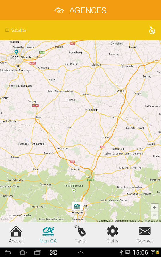 Mon CA Normandie- screenshot