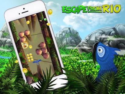 免費冒險App|Escape From Rio - Blue Birds|阿達玩APP