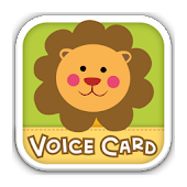 Voice Learning Card - Animals