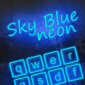 App Sky Blue Neon Keyboard Theme apk for kindle fire #0: ZDhnjwzPN6iVV 4kXRnPnW2R04Q3r4H S5fD5FW8bY7 oAyrPLMg Ct c nmlhlPsw=w300