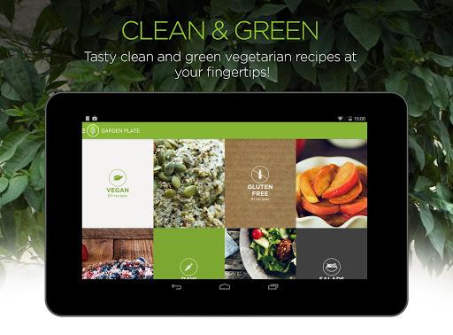 【免費生活App】Garden Plate Pro- diet recipes-APP點子