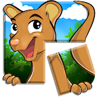 Quebra-cabeça Animais Floresta icon