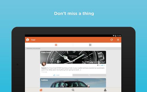 Tapatalk - screenshot thumbnail