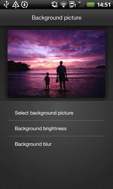 Photo FX Live Wallpaper Unlock - screenshot