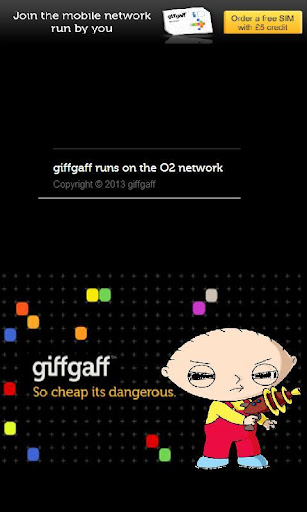 GiffGaff FREE unlimited SIMS