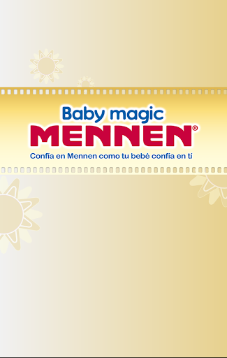 Baby Magic Mennen ® y Curity ®