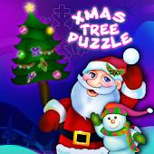 Xmas Tree Puzzle Free