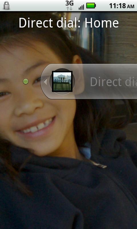 LockMenu (free) - Lockscreen - screenshot