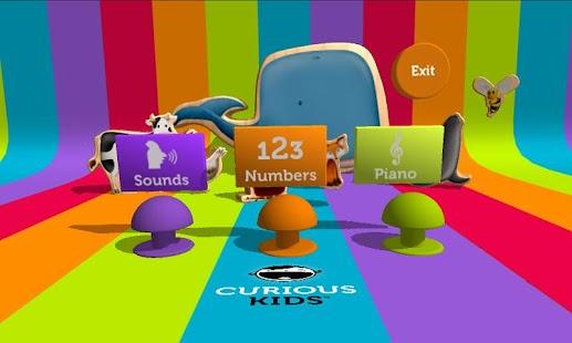 Curious Kids - náhled