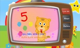 Screenshot of Lagu Anak Indonesia 01
