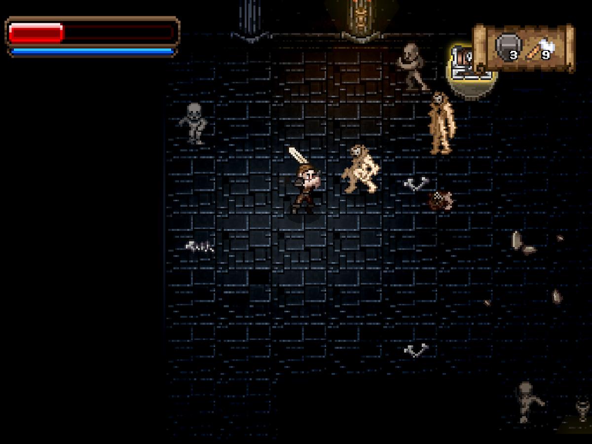 Wayward Souls- screenshot