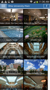 Ohio University- screenshot thumbnail