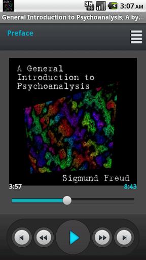 Gen. Intro. to Psychoanalysis