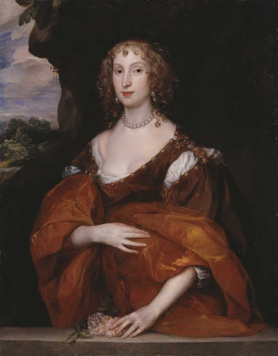 Portrait of Mary Hill, Lady Killigrew