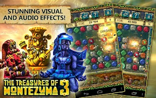 Screenshot of The Treasures of Montezuma 3