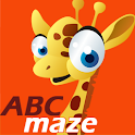 Learn ABC FlashCard Maze tilt icon