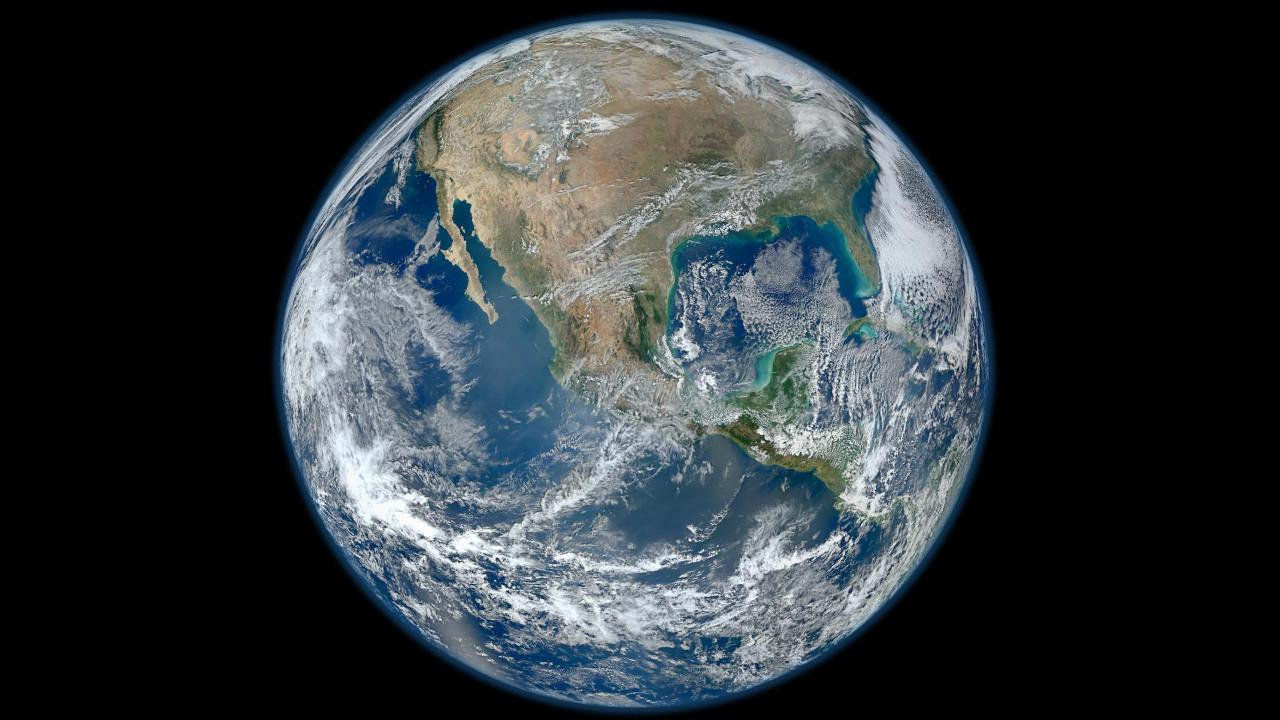NASA Earth HD Wallpaper FREE - screenshot