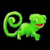Chacha-Casha, the Chameleon(I)