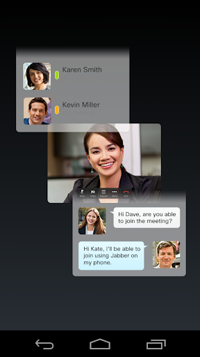 Cisco Jabber for Android Tool