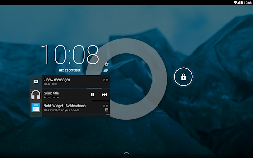 NotiWidget - Notifications Screenshot 12