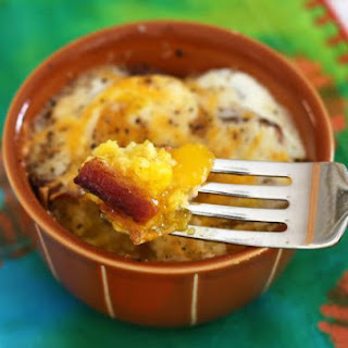 Quick Cornbread,Bacon, and Egg Casseroles