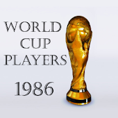 world Cup Players Mexico 1986