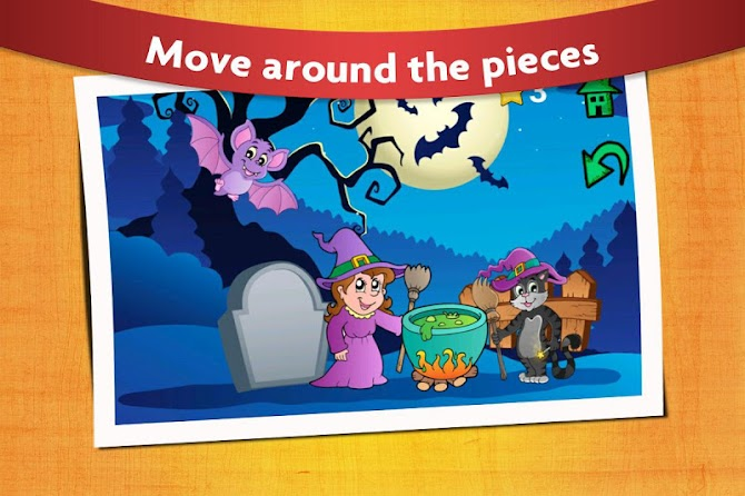Peg Puzzle 3 - Kids & Toddlers Shape Puzle Game Android 21