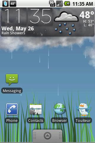 Beautiful Live Weather screenshot #1