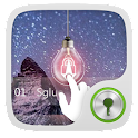 BULB GO LOCKER THEME icon