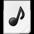 Simple MP3 widget Player icon