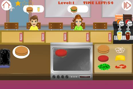Burger Restaurant - screenshot thumbnail