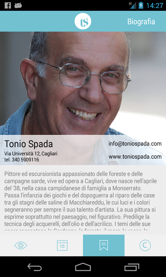 TonioSpada - screenshot