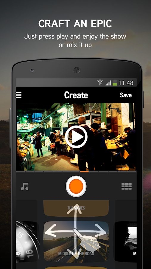 FrameBlast - HD Video Editor- screenshot