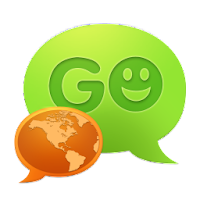 GO SMS Pro Korean language pac 1.9