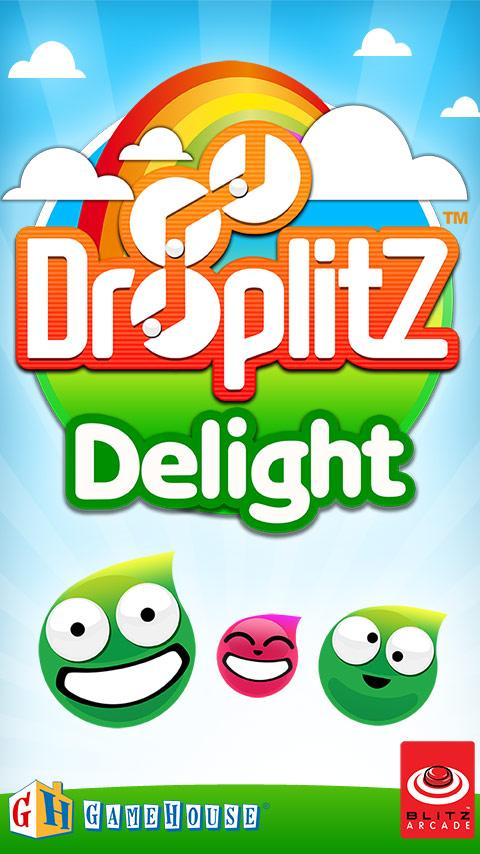 Droplitz Delight - screenshot
