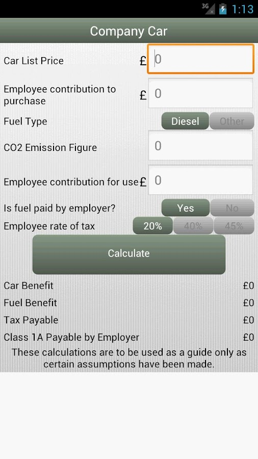 Focus Accountancy Ltd- screenshot